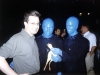 Blue Man Group, Boston, Mass